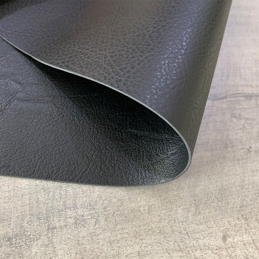 Double-side leather